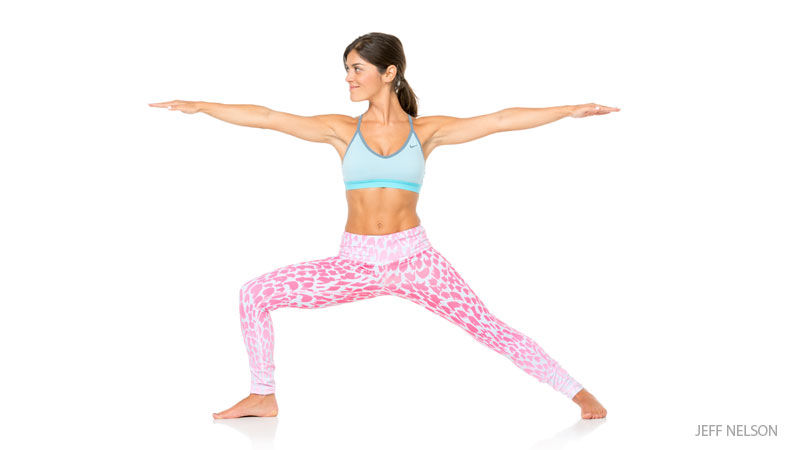 Align Your Chakras with these 7 Poses